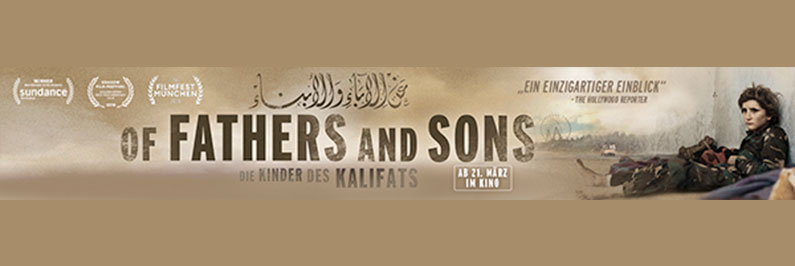 """Film """"Of Fathers and Sons"""" und anschließende Diskussion"""