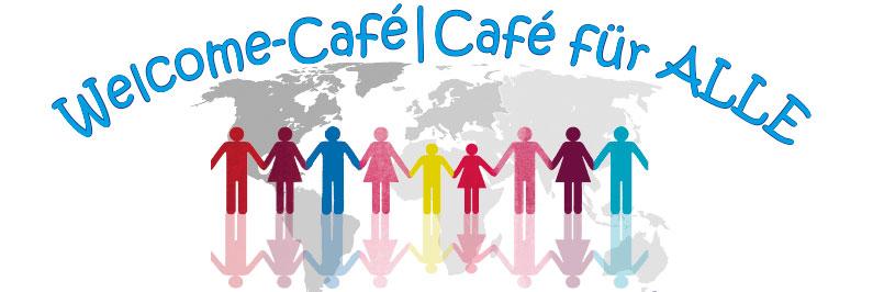 Welcome-Café mit Besuch aus Tansania